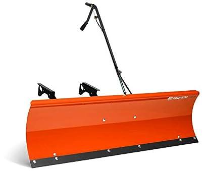 "Husqvarna 588181302 48"" Tex-Style Lawn Tractor Frame Snow Dozer Plow Blade"