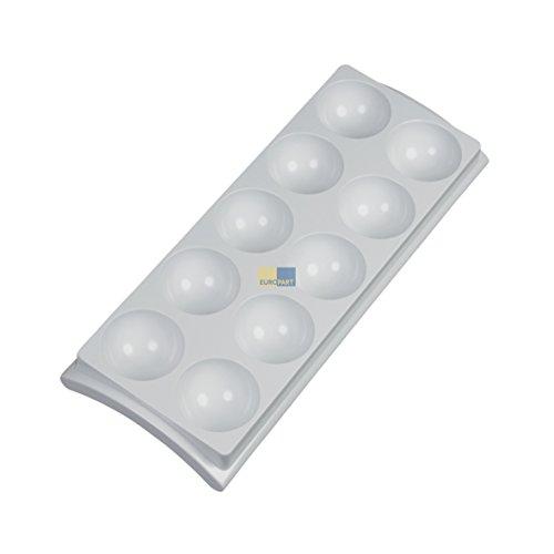 Liebherr 7426910 ORIGINAL Eiereinsatz Eierablage 10 Eier Türfach Seitenfach Absteller Ablage 250x99x20mm Weiß z.T. C3523 C3533 C4023 Ces4023 CN3023 CN3033 CNesf3033 CNsl3033 CP3523 CP4023 Kühlschrank