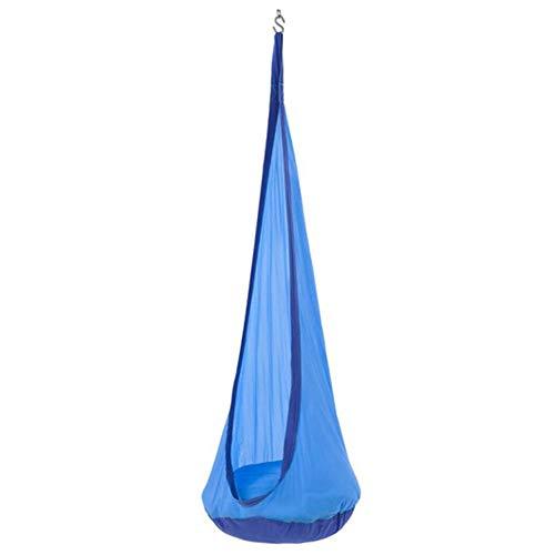 Kids Swing Home Kinderhangstoel, Hangmand Voor Tweeërlei Gebruik Outdoor Swing Bag Swing Free Ponsen Home Pod Indoor Hangstoel