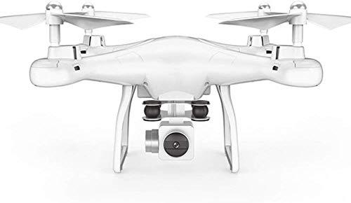 ZGYQGOO Pro Drones avec appareils Photo, mosans tête, caméra Drones 4K, GPS AltituHold Gyroscope à 6 Axes, Hélicoptère 10 Min Temps vol Longue portée, 360 ° Longue Distance contrôle Flips