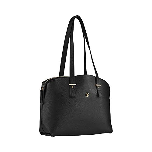 Wenger 606494 ROSAELLI 14' Laptop Tote, Zippered Padded compartment with...