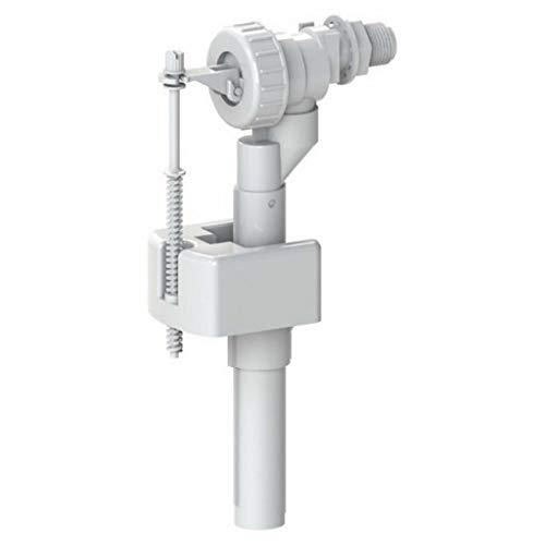 Weiß Kunststoff 1/2'' WC-Spülkasten Seite Eintrag Einlass Füllventil - 1/2'' Zoll