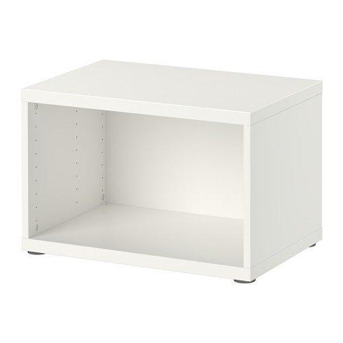 IKEA BESTA Korpus in weiß; (60x40x38cm)