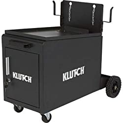 black KLUTCH COMPACT LOCKING