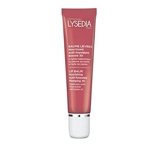 LYSEDIA - Baume Lèvre Repulpant 3 D Liftage Sérum - Soin Visage - Anti-Rides pour Femmes - 15 ml