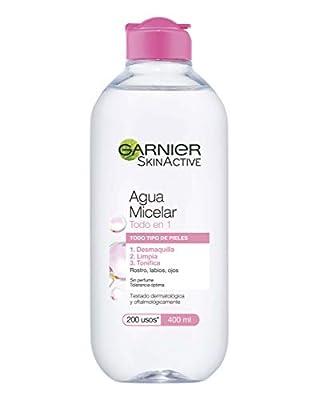 Garnier Agua micelar todo