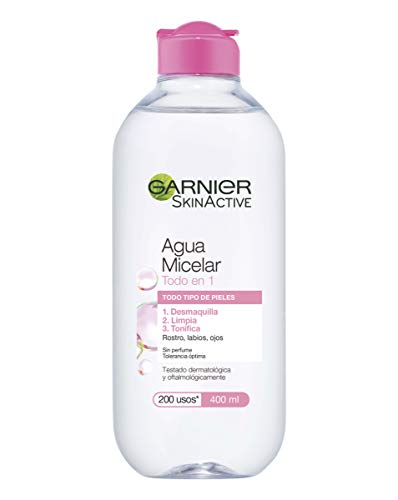 Garnier Mizellen Reinigungswasser Alle Hauttypen 400ml