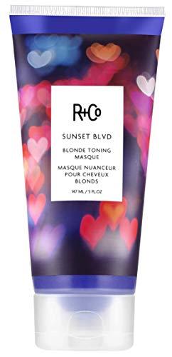 R+Co Sunset Blvd Blonde Toning Masque, 5 Oz