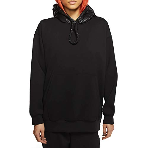 Nike Sportswear City Ready Pull Over Hoodie Cj4020-010, Black, Large