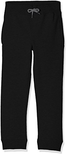 Name It Nkmsweat Pant Bru Noos Pantaloni, Nero (Black), 116 Bambino
