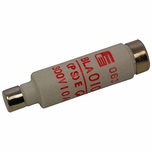 Fuse PKG 5 300V 10A  FUJI BLA010