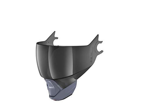 Shark - Pantalla para casco Evojet FUME A.R A.B + barbilla gris nardo
