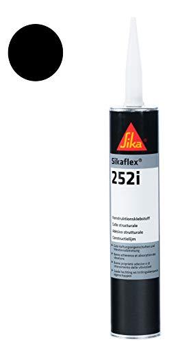 Sikaflex 252i Konstruktionsklebstoff schwarz 300 ml