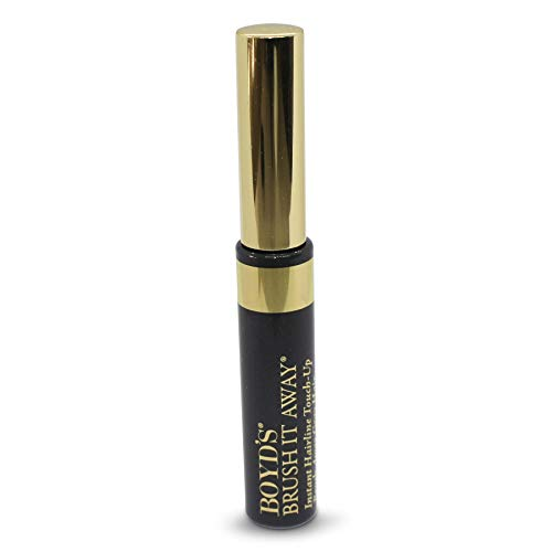 Boyd's Brush It Away Hair Mascara and Root Touch Up (Black)