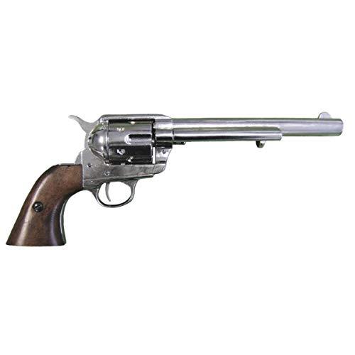 Denix Replica Kavallerie Colt vernickelt single action 35 cm USA 1873