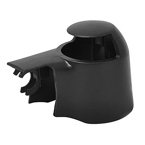 QCYSTBTG Juego de boquillas de Tapa de arandela de Brazo de limpiaparabrisas Trasero 6Q6955435D Estilo de Coche, para VW Golf, para Seat Leon, para Skoda Fabia