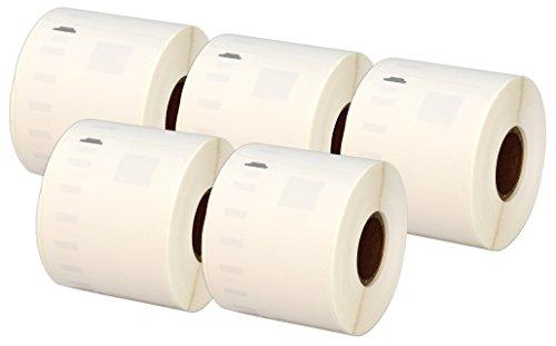 Printing Pleasure Compatible 11355 19mm x 51mm /Étiquettes Multi-usages pour Dymo LabelWriter 4XL 450 400 330 320 310 Twin Turbo Duo Seiko SLP 450 400 200 120 100 Pro Plus 500 /Étiquettes par rouleau