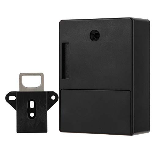Sensor de tarjeta IC de batería RFID cajón del gabinete de bloqueo de la tarjeta electrónica Gabinete de bloqueo (sin agujero) libre de roturas, deformación y duradero