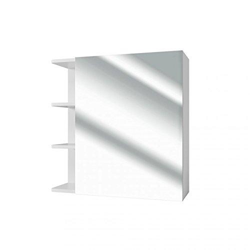 Animalmarketonline spiegelkast Fynn 62 x 64 cm wit