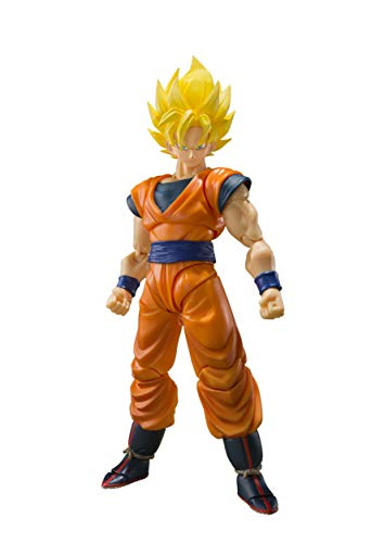 Figuarts PVC Action Figure New Super Saiyan Buu Dragon Ball Z S.H