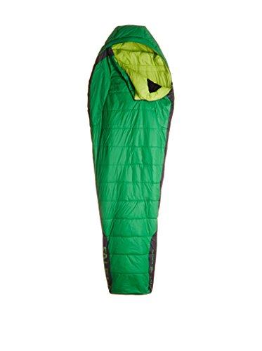 Salewa Schlafsack Spirit -2 Quattro Sb Left grün one size