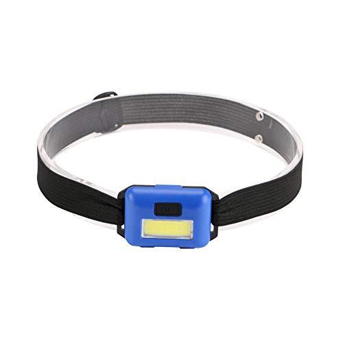 Fancylande Mini-led-koplamp, waterdicht, werkt op batterijen, drie verlichtingsmodi, draagbaar, voor buiten, Welcoming Trusted