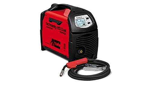 SALDATRICE TECHNOMIG A FILO INVERTER 210 DUAL SYNERGIC 230V cod. 816052 TELWIN