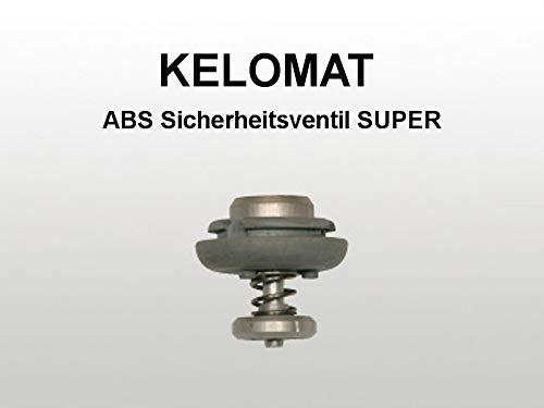 Kelomat Zubehör 1 Stück ABS Sicherheitsventil für Schnellkochtopf SUPER