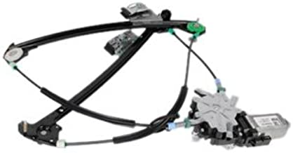 ACDelco 10344131 GM Original Equipment Front Driver Side Power Window Regulator and Motor Assembly