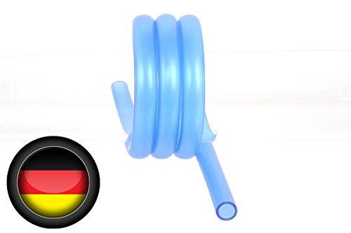 Alphacool 18529 Schlauch AlphaTube HF 13/10 (3/8' ID) - UV Blau 1m (3,3ft) Retailbox Wasserkühlung Schläuche