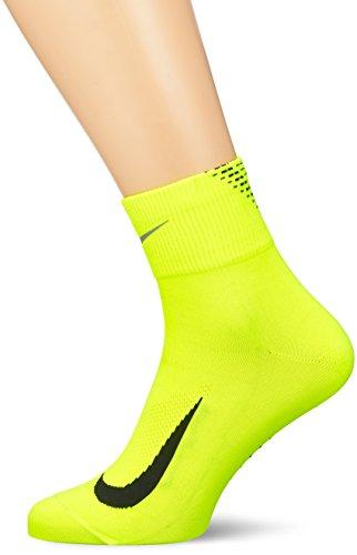 Calcetines Nike amarillos para deporte