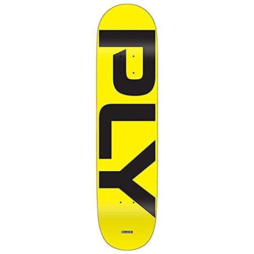Quasi Skateboards Ply 2 - Tavola da skate Fade Multi 21,3 cm