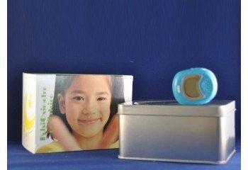 Pulsioxímetro pediátrico digital