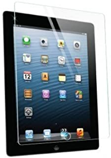 BodyGuardz - Pure Glass Screen Protector, Ultra-Thin Tempered Glass Screen Protection for Apple iPad 2/3/4