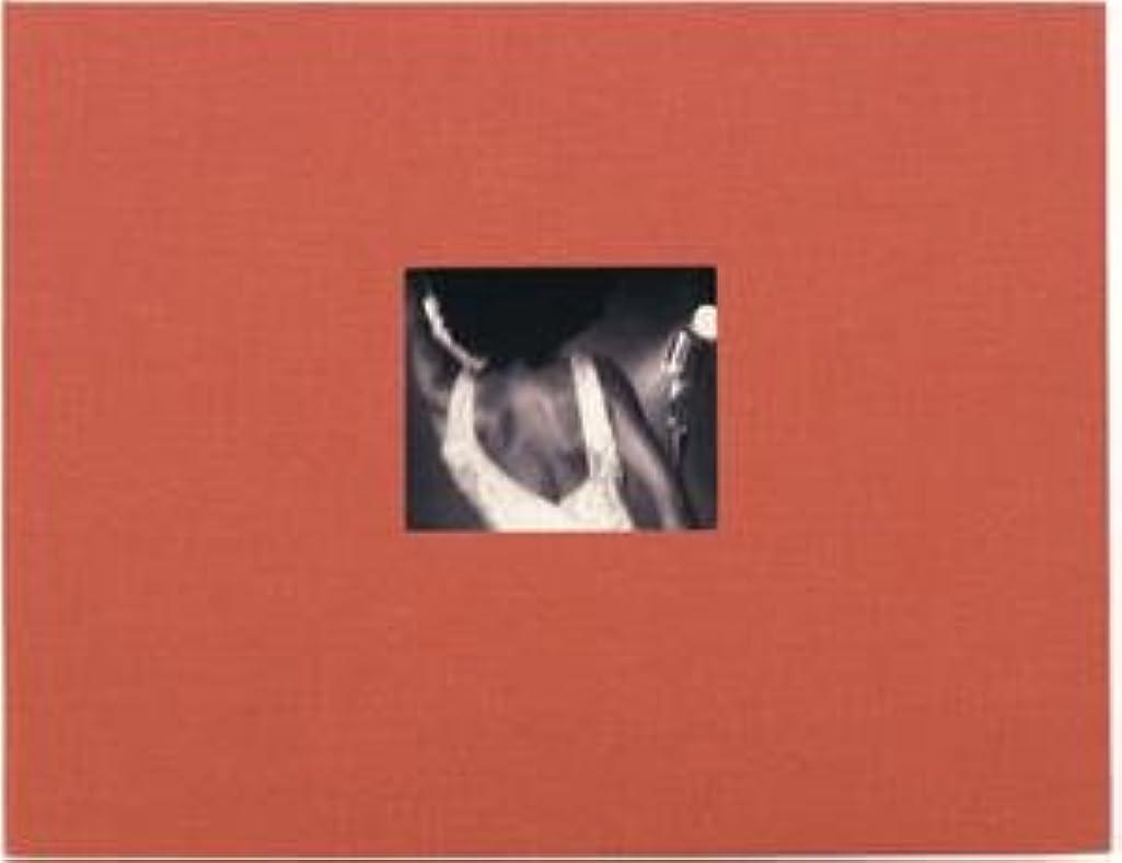 'Newport' postbound MANGO/white album 11x14 by Kolo - 11x14