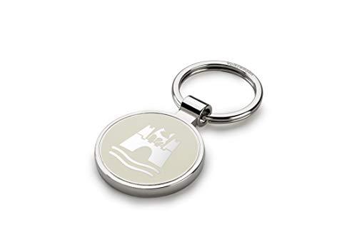 Volkswagen 000087010AR229 Schlüsselanhänger Wolfsburg Wappen