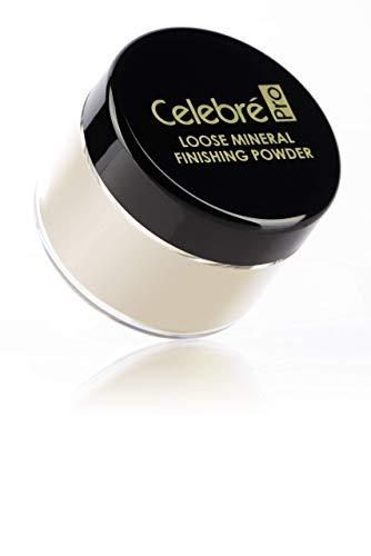 Mehron Makeup Celebre Loose Mineral Finish Powder (.42 oz) (Light/Medium)