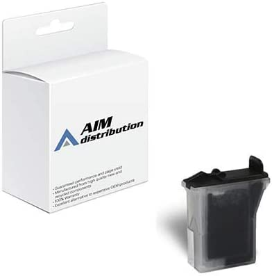 AIM Compatible Replacement for Innovera IVR20021 Black Inkjet (950 Page Yield) - Compatible to Brother LC-21BK - Generic