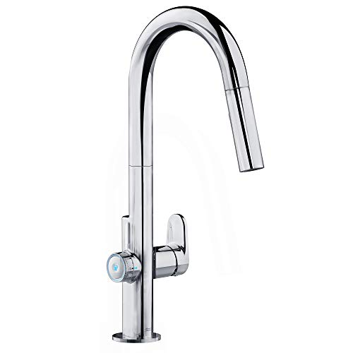 American Standard 4931360.002 Beale Measure Fill Touch Kitchen Faucet, Chrome