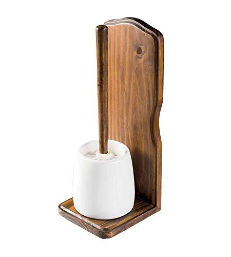 065409 Metaform toallero Madera de Nogal Mathilde