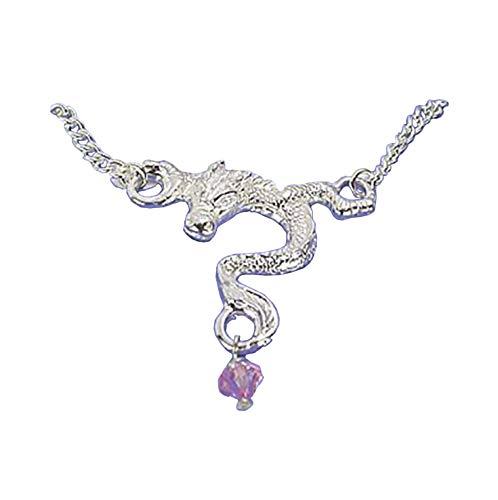 Dragon Back Belly Chain Pierceless Body Jewelry