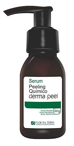Peeling Quimico Derma Peel (Ácido Glicólico, Mandélico e Salicilico) 60g