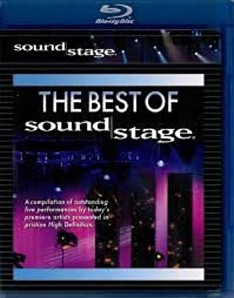 The Best of Sound Stage Blu-ray Disc: 0890039001327: Amazon
