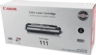 Canon (CRG-111) ImageClass MF9280CDN Black Toner (6000 Yield) - Geniune Orginal OEM Toner