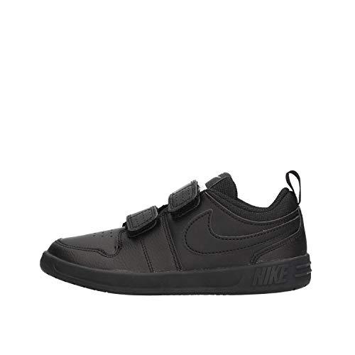 Nike Pico 5 (PSV) Sneaker, Schwarz (Black/Black-Black 001), 35 EU