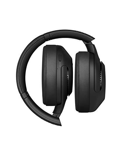Sony WH-XB900N Bluetooth Noise Cancelling Kopfhörer (Extra Bass, 30h Akku) schwarz & TP-Link UB400 Nano USB Bluetooth 4.0 Adapter Dongle (für PC Laptop Desktop Computer)