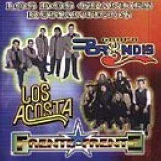 Frente a Frente: Dos Grandes Romanticos by Acosta, Grupo Bryndis (2000-06-27)