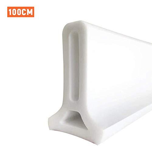 Duschdichtung Duschkabinen Dichtung - Silikon Wasserabweiser Silikondichtung Dusche Dichtprofil Duschabtrennung Schwallschutz Glastürdichtung Duschkabine Glasduschen