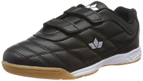 Lico Unisex-Erwachsene Sports V Multisport Indoor Schuhe, Schwarz (Schwarz/Weiss Schwarz/Weiss), 38 EU
