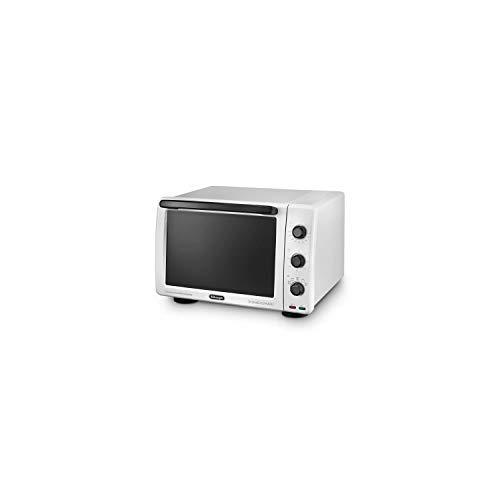 De Longhi EO32502 - Horno eléctrico con grill, 32 litros, 2000 W, color blanco